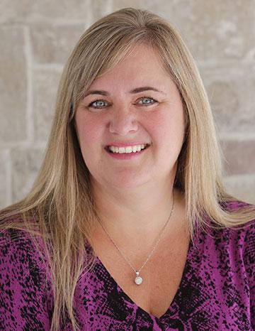 Leslie Ducharme-Kensington Village Administrator