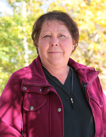 Pat Bedford-Tyndall Seniors Village Administrator