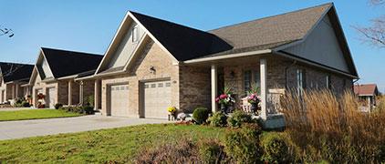 Strathcona Village Homes Adult Condos