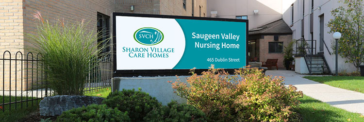 Welcome to Saugeen Valley Nursing Home